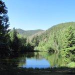 Pueblo pond