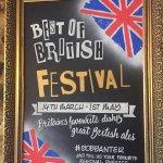 Best of British festival
