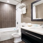King Explorer Suite Bathroom