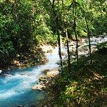Foto de Blue River Hot Springs Eco-Adventure Tours