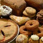 Apple Cider Donuts, Pumpkin Cookies,Apple Turnovers, Cinnamon Bread