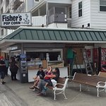 Fisher's is open