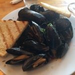 Mussels with Bacon and Honey YAS!!!!