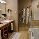 Bathroom in room 804
