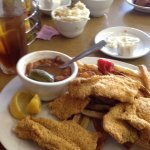 Delicious Fried Catfish