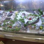 Seafood at the Kazan