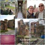 Kaiserthermen Foto