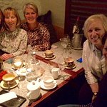 Girls night at Khushi, fabulous every time, eat in or carry out, never disappointed