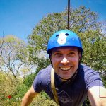 """Doing """"The Superman,"""" as taken by my GoPro."""