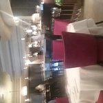Wow we were impressed nice place great service lunch was very reasonable. It was very busy. You