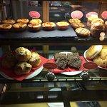 Portuguese specialties and British tea-time favourites