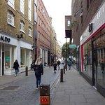 Photo of Neal Street