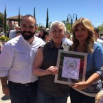 Governor of Sonora and Secretary of Tourism are proud of our success.