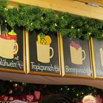 The Gluhwein was good and you can even buy a Gluhwein mug.