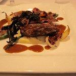 Kobe beef NY Strip