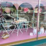 Delicious French patisserie