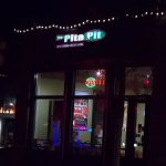 The Pita Pit, Flagstaff, AZ. Late night dining.