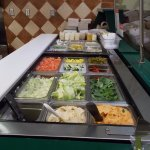 The Pita Pit, Flagstaff, AZ. You select your fixings.