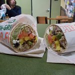 The Pita Pit, Flagstaff, AZ. We LOVED our Pita Pit meal.