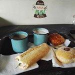 Quarto Frida Kalo e café delicia !!
