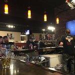 Zanders, the bar