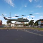 Helicopter Flood Memorial