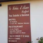 Au Relais d'Alsace Foto