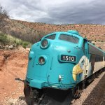Verde Canyon Railroad Photo