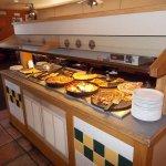 Pizza Hut, US Hwy 89, Flagstaff AZ. NICE Pizza bar.
