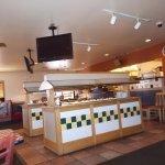 Pizza Hut, US Hwy 89, Flagstaff AZ. Pizza & Salad bars. NICE.