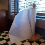 Pizza Hut, US Hwy 89, Flagstaff AZ. LOVED the napkins!!!