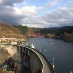 青蓮寺湖のダム