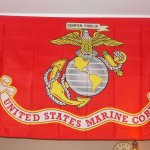 Semper Fi Marine, the Country Host Restaurant, Flagstaff AZ.