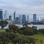 Views of CBD from South Perth