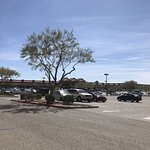 Outlets At Barstow-停車場