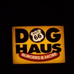The Rte 66 Dog Haus, Flagstaff AZ.