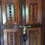 Room entry door