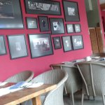 Scarlett room - dining area - breakfast