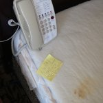 HOW DARE YOU HILTON GRANBURY NASTY- INN!!!!