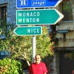 Cote D'Azur'u turlamak