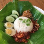 "Chef Special and interest to cook ""Nasi Lemak"" with my recipe guidance."