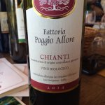Winery Chianti White Wine