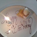 One of my 6 Desserts - a battenburg