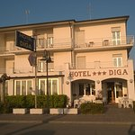 Photo de Hotel Diga