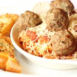 Pasta Spaghetti Meatballs