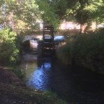 Water Wheel on the Avon.