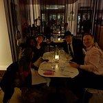 Dinner among friends