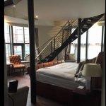 Dom Perignon suite