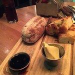 Nice breads.