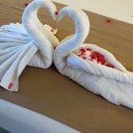 Towel art :)